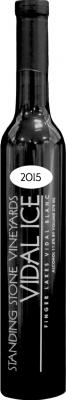 2015 Vidal Ice Bottle Shot